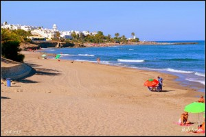 Mojacar Beach - Indalo Transport