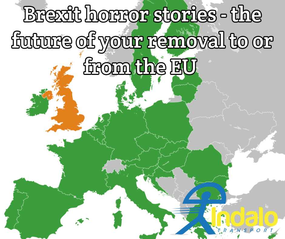 Brexit Horror Stories and the future of your removal to or from the EU